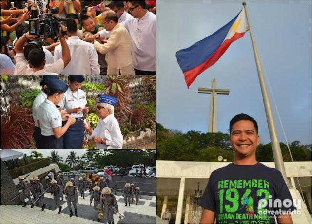 Araw ng Kagitingan in Pilar Bataan