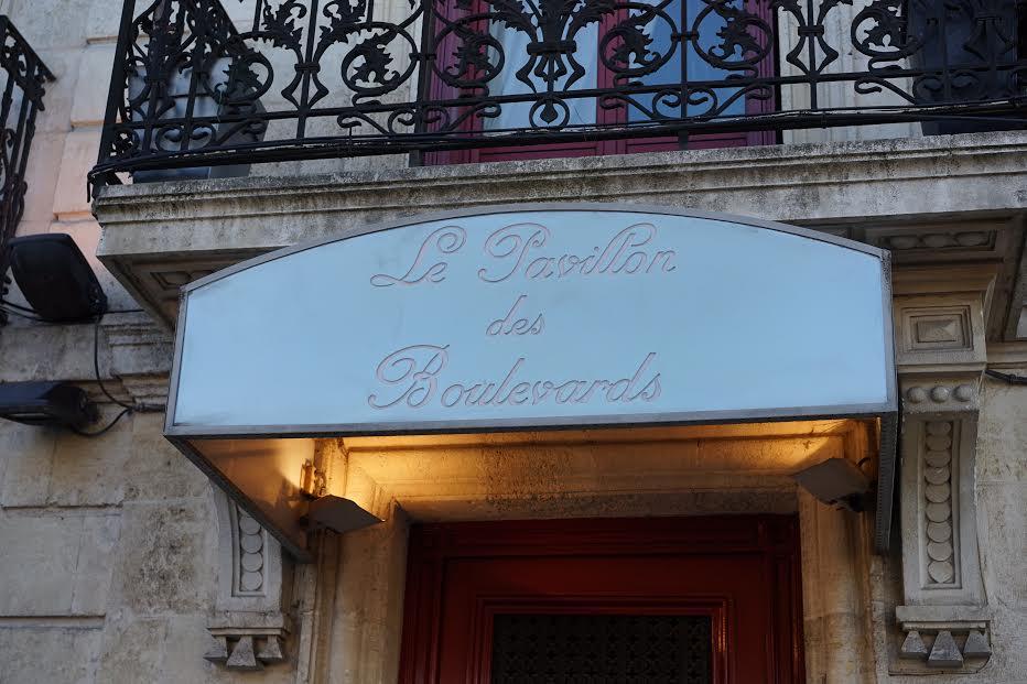 Restaurant Bordeaux Ouvert  Aout