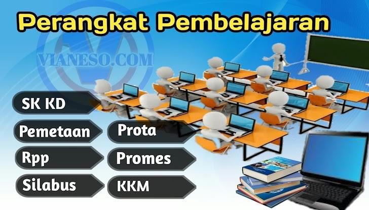 Contoh RPP Aqidah Akhlak MA. Kelas XI Terbaru