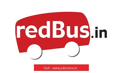 RedBus Urgent Walk-in Drive Associate