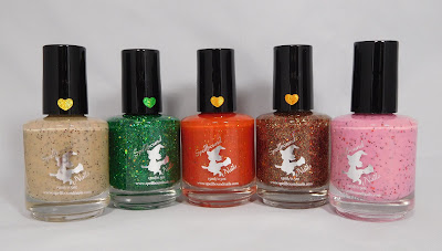 Spellbound Nails Seasonal Lattes Collection