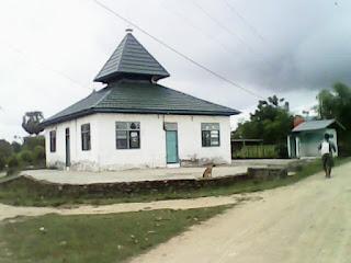 Masjid lebonge