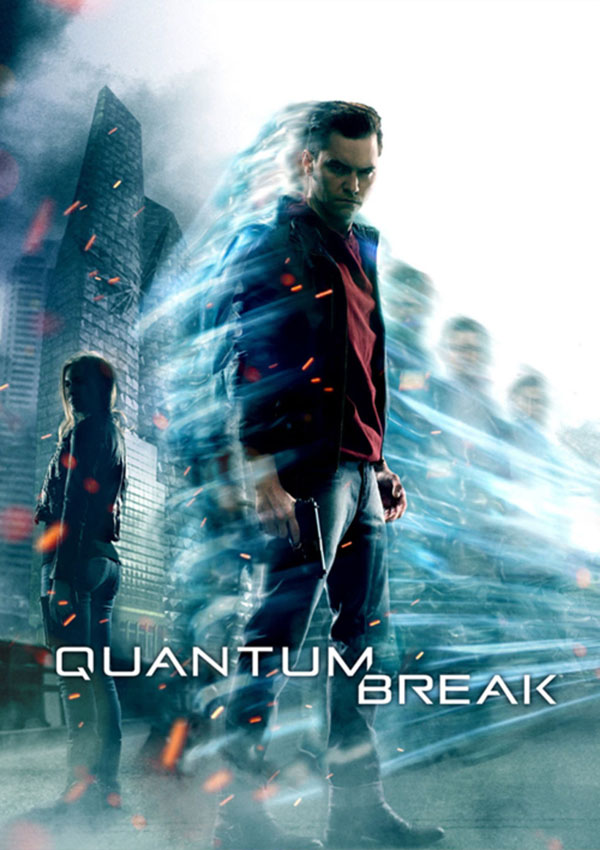 Quantum Break Download Cover Free Game
