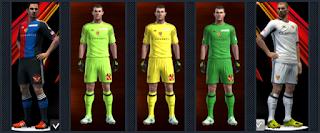 PES 2013 FC Basel 1893 kits 2016-17 By Radymir