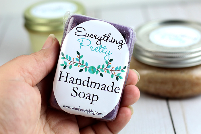 How To Label Soap For Sale Everything Pretty