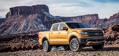 Ford Ranger 2018 Review, Specs, Price