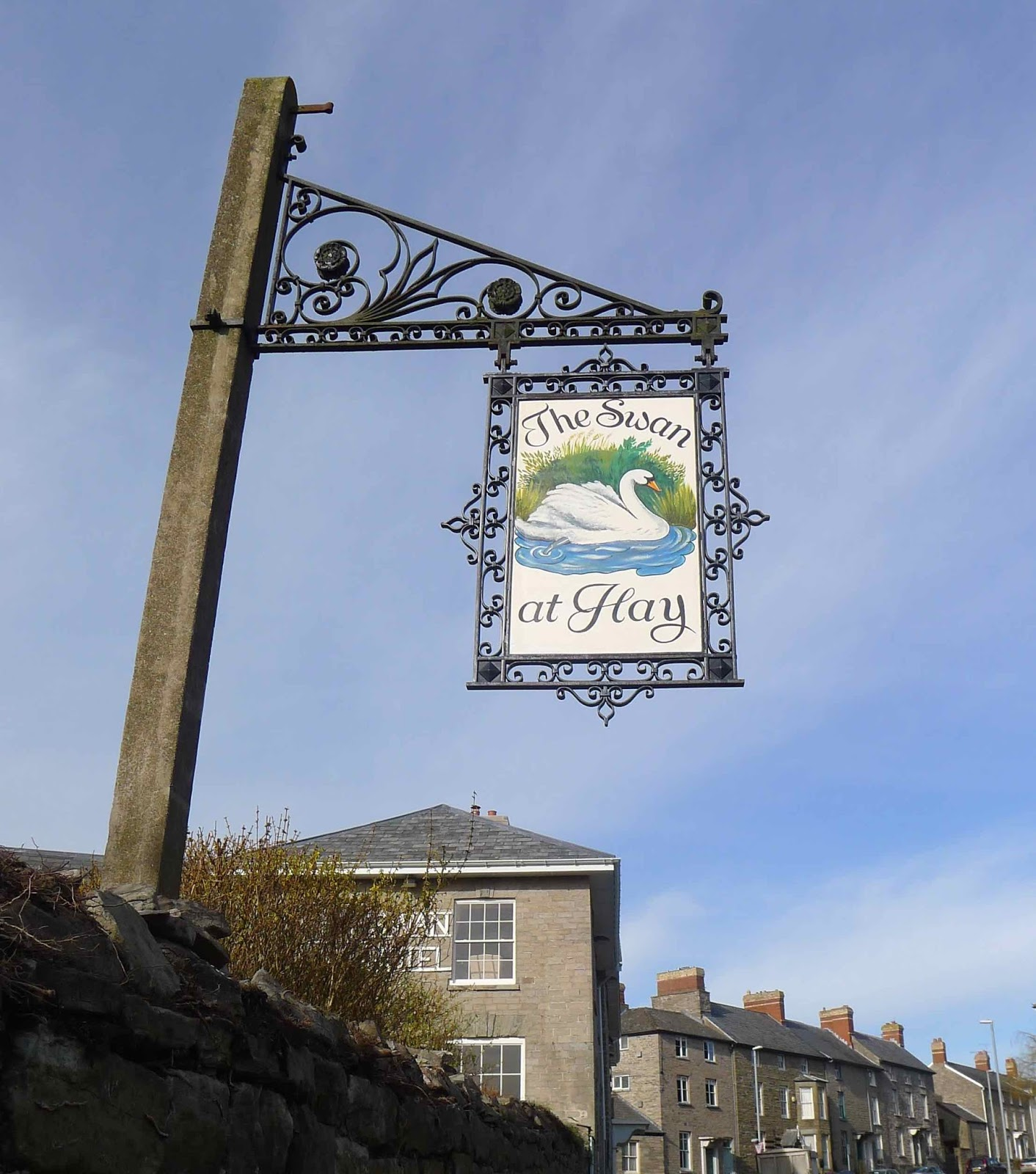 GourmetGorro: The Swan at Hay, Hay-on-Wye hotel and restaurant review