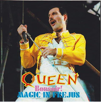 Queen - Frejus (France) 07-30-1986