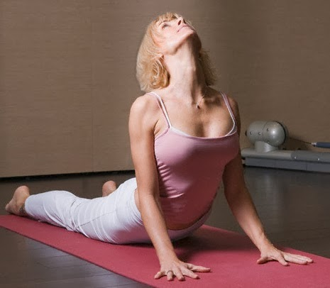 natural remedies yoga for natural breast enhancement