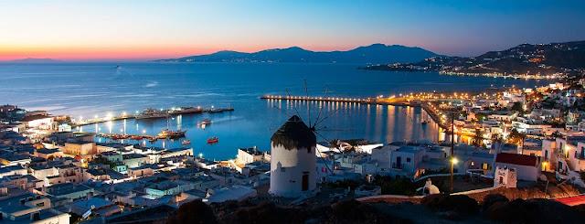 O que fazer em Mykonos, Grécia