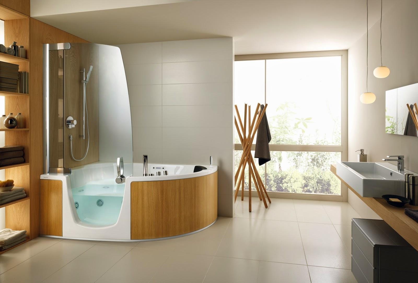 Idee deco salle de bain lambris for Deco s de bains
