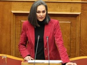 Σοφία Σακοράφα: «Δεν υπάρχει υπέρτερο συμφέρον ούτε προσωπικό, ούτε κομματικό, από το συμφέρον της πατρίδας και του λαού μας...»