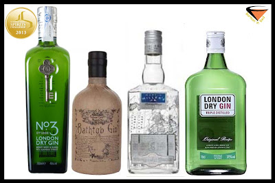 mejores ginebras