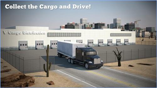 truck 3d driver extrem