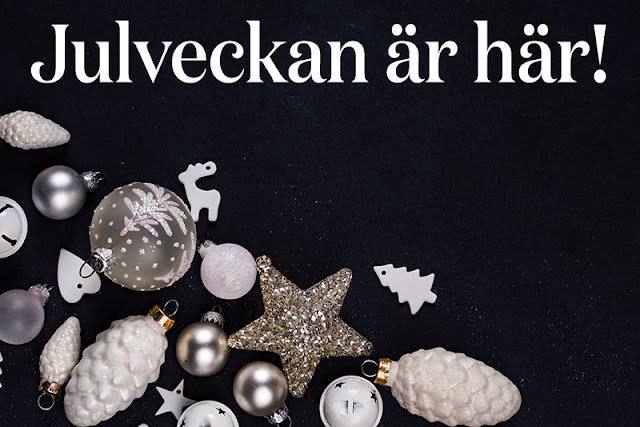 julblogg, god jul, baby it's cold outside