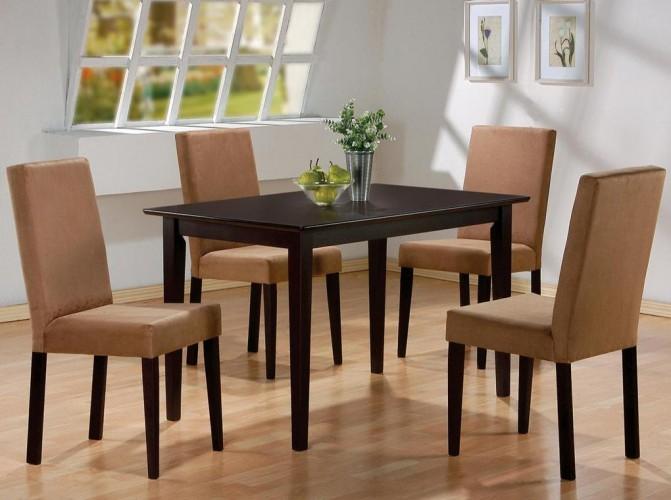 Kích thước chuẩn của bàn ăn hình vuông: