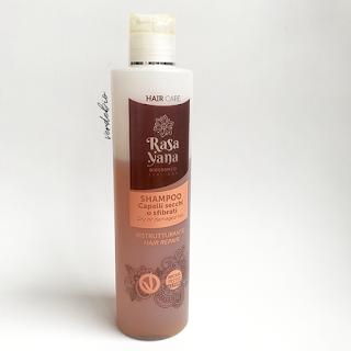 Review Rasayana Shampoo Ristrutturante e Balsamo Rinforzante - verdebio