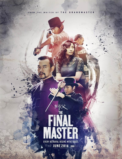 Ver The Final Master (Shi Fu) (2015) Online