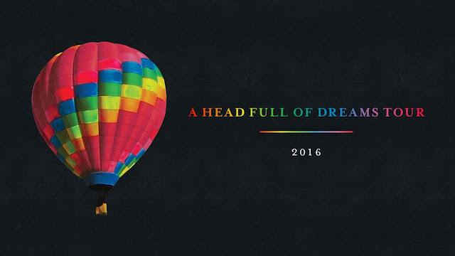 Show do Coldplay no Brasil em 2016