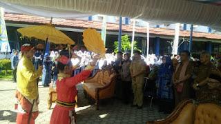 Walikota Cirebon , Pentas Seni Wujud Nyata Perhatian Sekolah Kepada Anak Didiknya