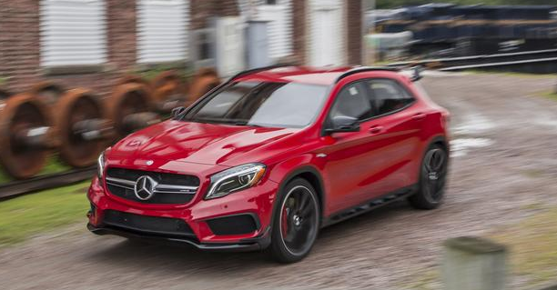 2017 Mercedes GLA 45 AMG Release Date, Price, Redesign, Exterior, Interior, High Performance, Engine, Coupe, And Rumors