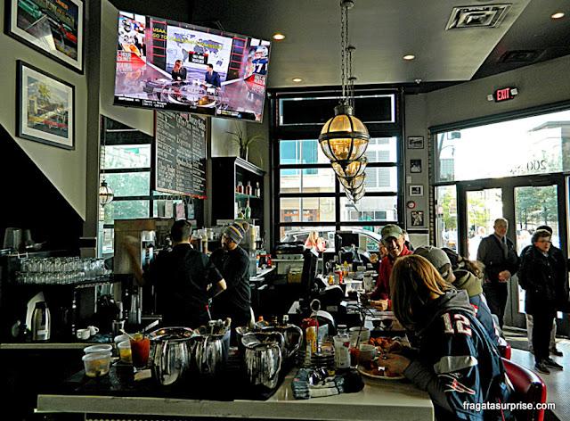 The Diner, cafeteria 24 horas em Nashville