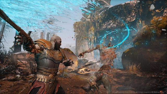 God of War contará con el modo Nueva Partida+ a partir del 20 de agosto