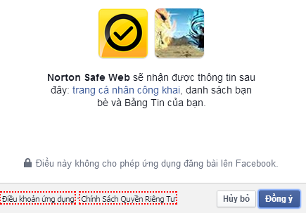 Hướng dẫn diệt virus trong profile Facebook
