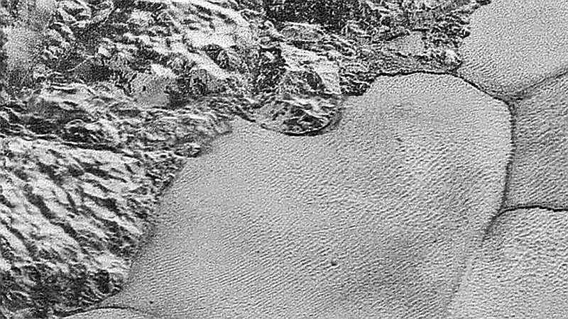 'Surprising' Methane Dunes Found on Pluto