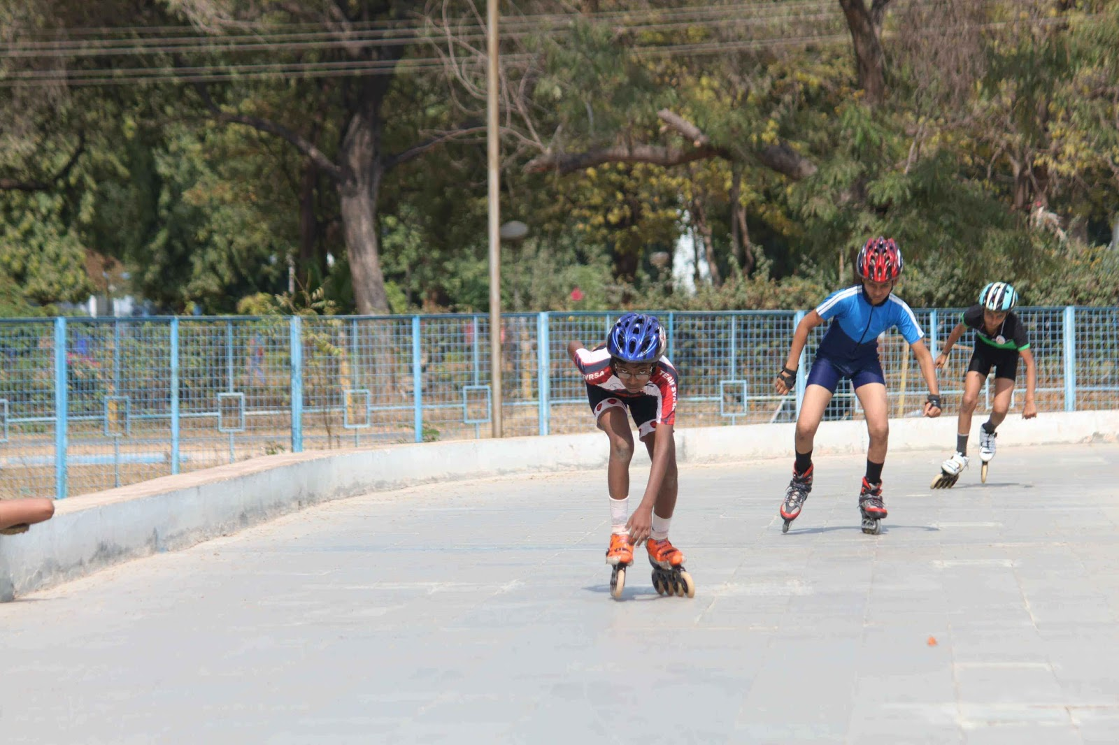 skating classes at kphb colony in hyderabad inline skates