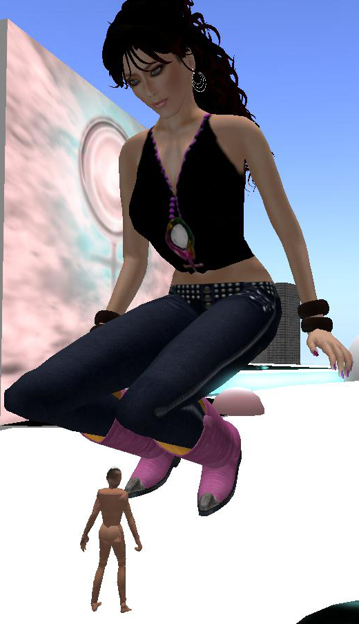 In Second Life The Matriarchal City And Group Of Future Femdom Has Countless Fun Ways To Play And Relax Using Men As Our Playthings