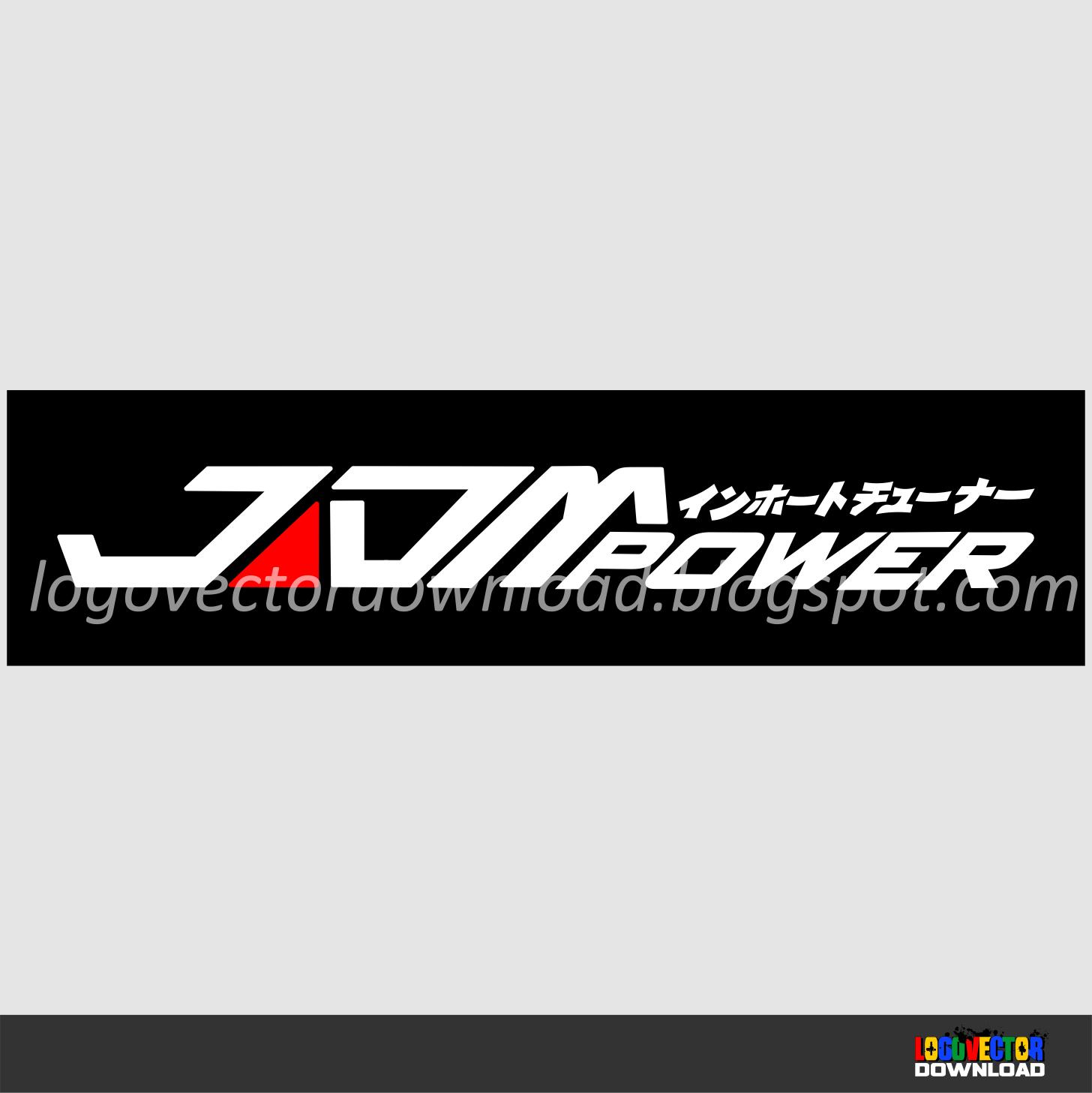 JDM POWER Logo Vector Download - Logo Vector Download