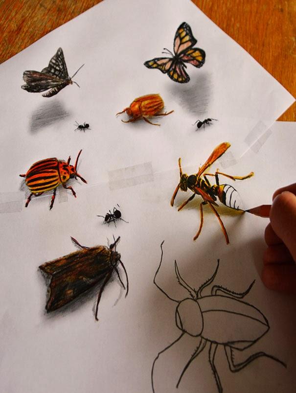 dessins-en-anamorphose-3d-de-ramon-bruin-3 Dessins en anamorphose de Ramon Bruin
