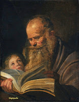 Resultado de imagen para san mateo apostol painting