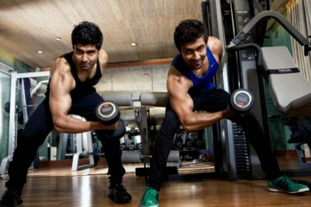 Tamil actor Suriya Workout & Diet   Muscle world
