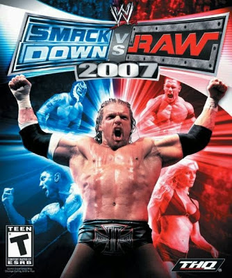 Smackdown Vs Raw Xbox
