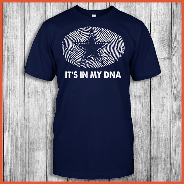 Dallas Cowboys - It's In My DNA T-Shirt