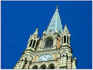Torre da Catedral de San Isidro, San Isidro, Buenos Aires, Argentina