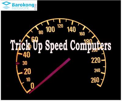 cara tingkatkan kecepatan komputer