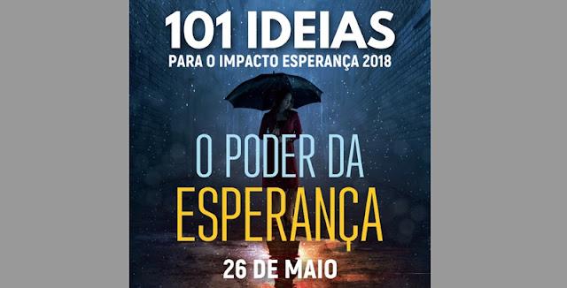 101 ideis para o impacto esperanca