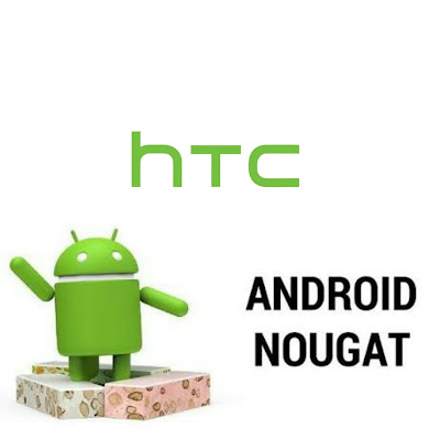 Android 7.0 htc