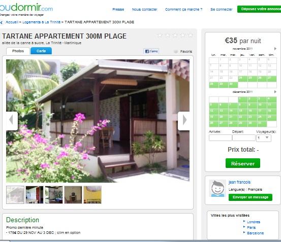 d poser une annonce gratuite location vacances air bons plans promos. Black Bedroom Furniture Sets. Home Design Ideas