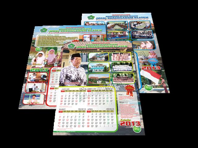 Design Kalender Dinding