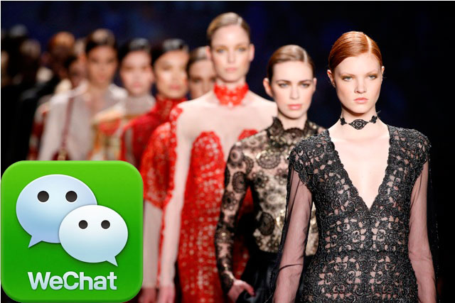 Melalui WeChat, Desainer Ternama Dunia Ini Cari Supermodel