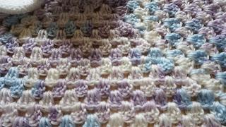 free crochet lovey pattern