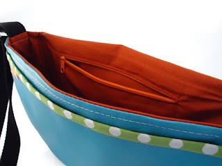 sac fait main tissu mandalas