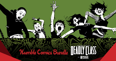 Humble Comics Bundle: Deadly Class