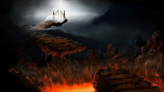 gambaran neraka, calon penghuni neraka, azab dan siksa, aakibat amal jahat, penduduk neraka.