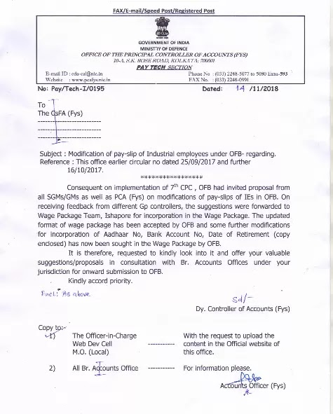 modification-of-pay-slip-industrial-employees-under-ofb