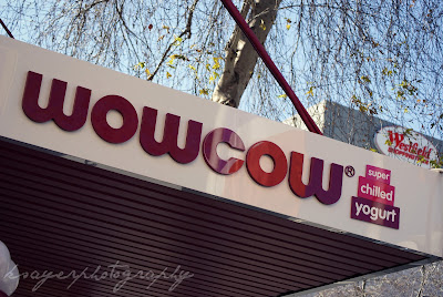 Wowcow Frozen Yogurt Opposite Burwood Westfield